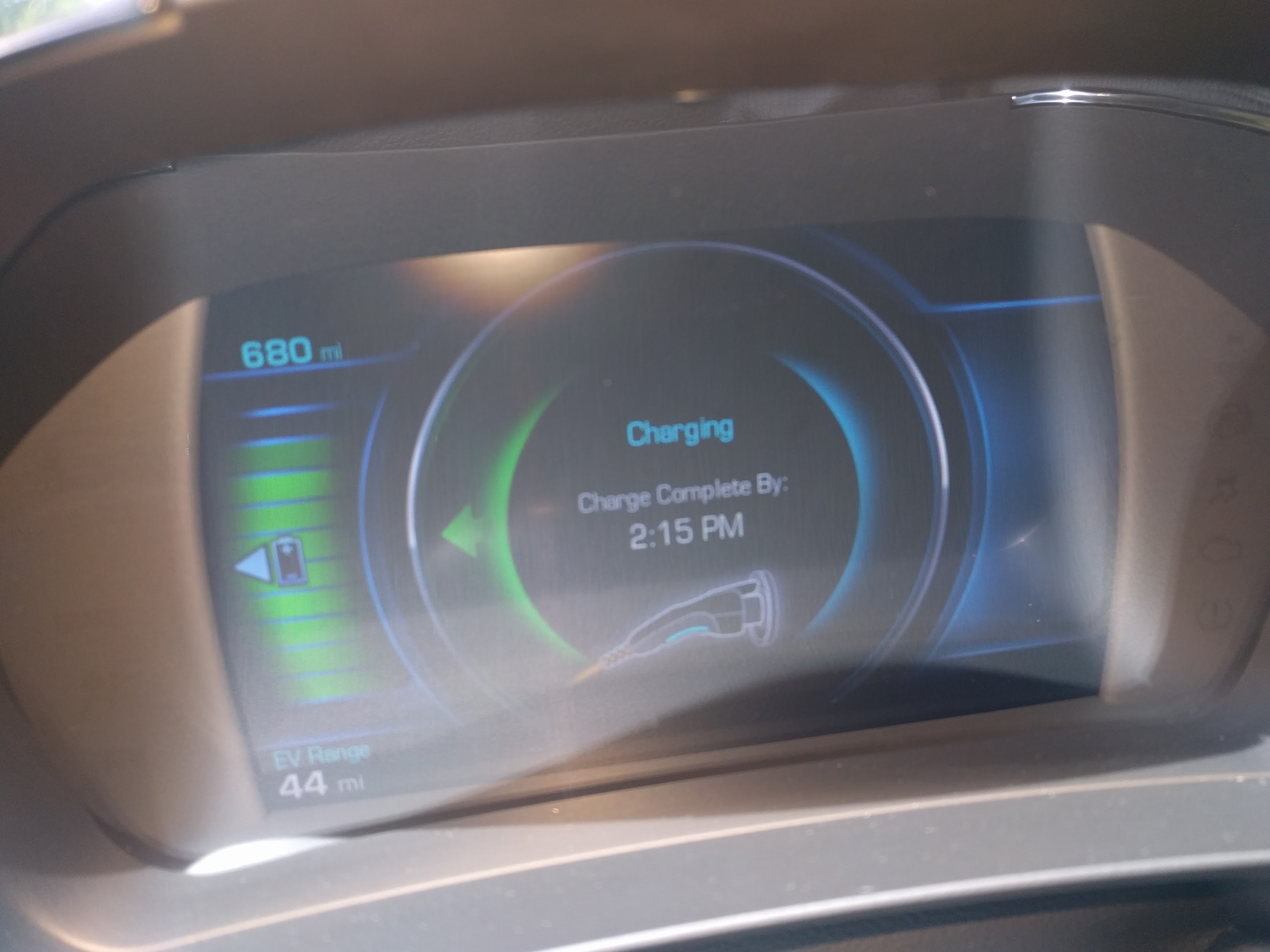 2017 Chevy Volt Review Day 3-4: Driving in rain, heat, night