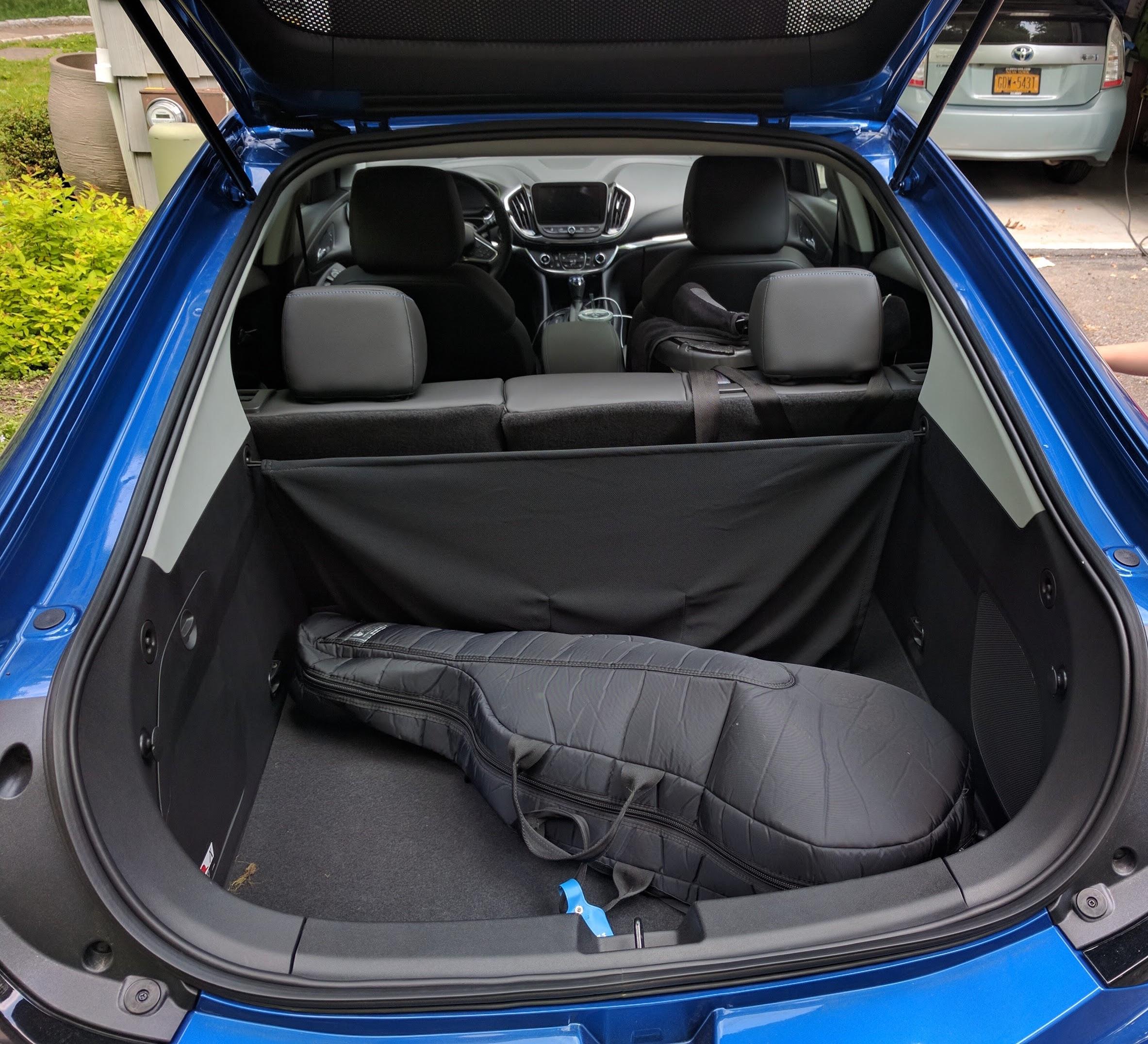 2017-chevy Volt-drive