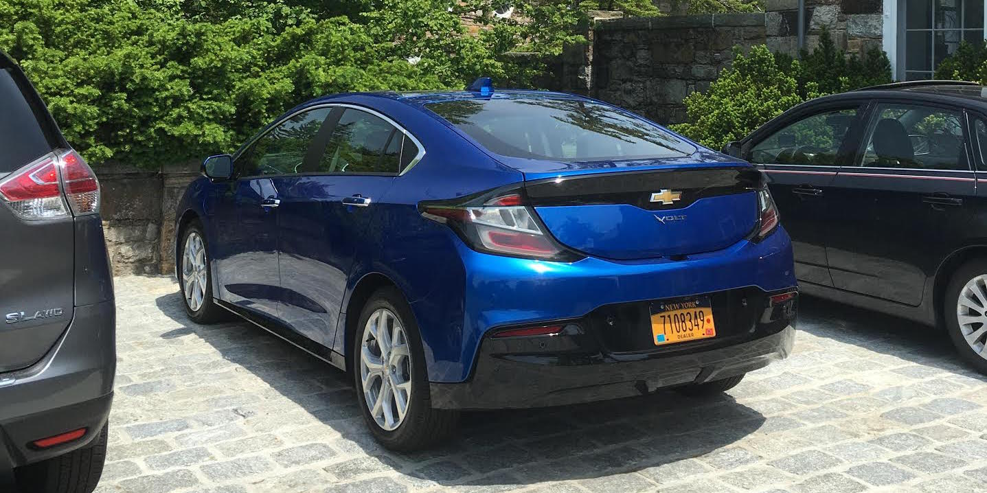 Cherolet Volt 2017-drive