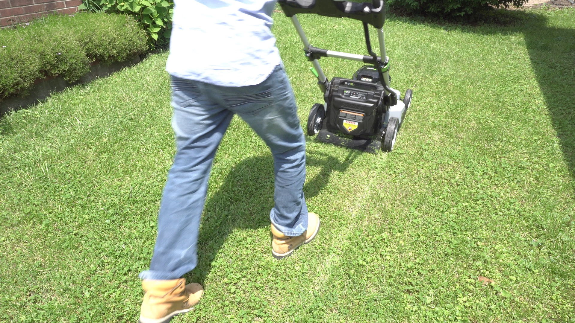 EGO Power Mower 12