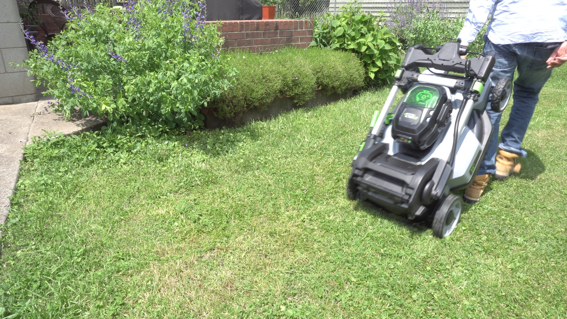 EGO Power Mower 14