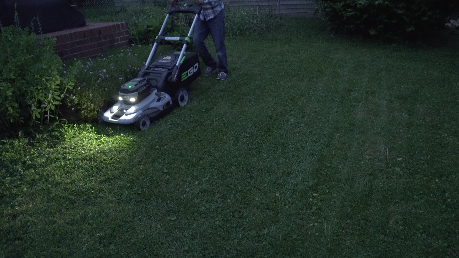 EGO Power Mower 15