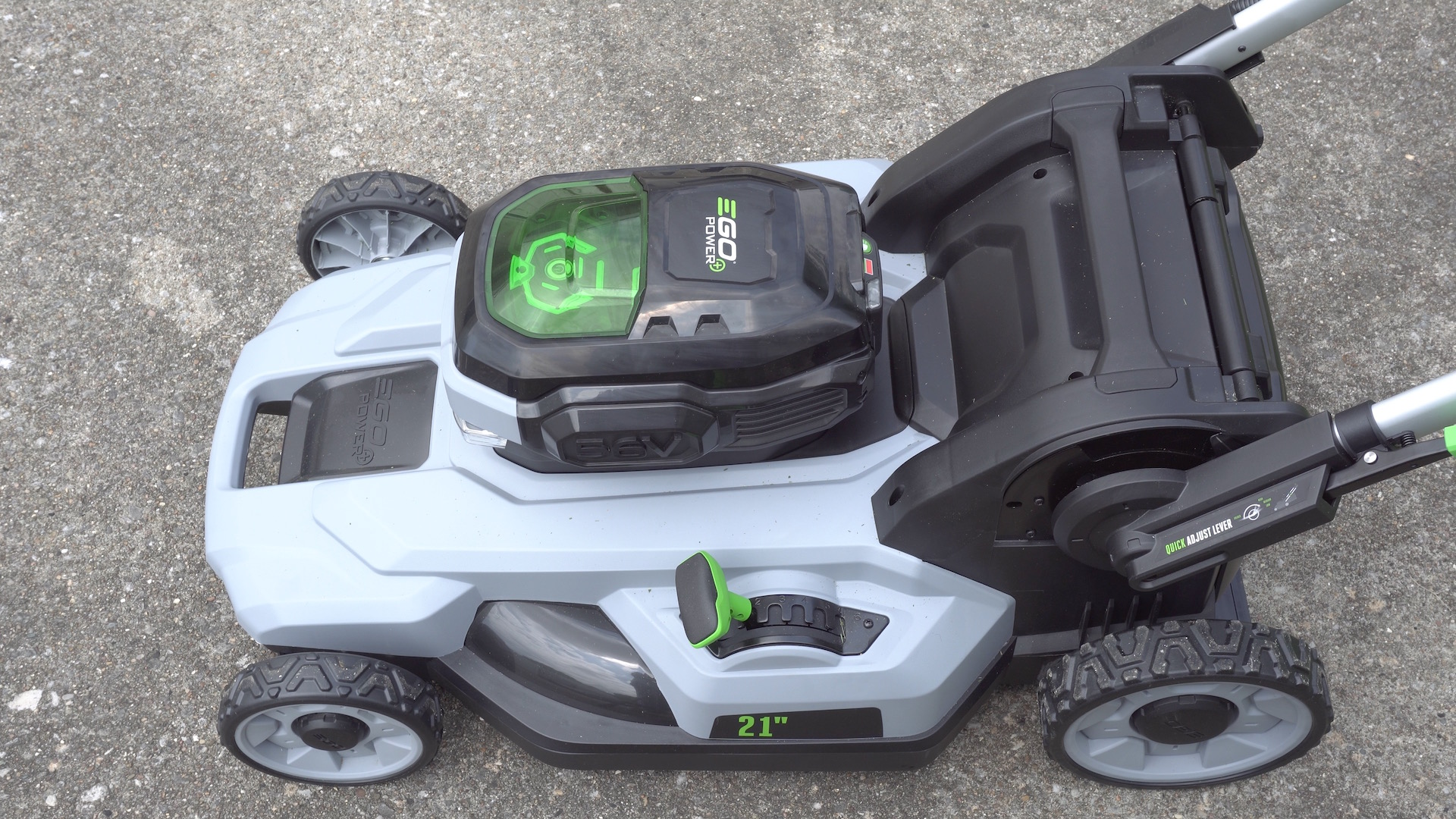 EGO Power Plus Lawn mower review