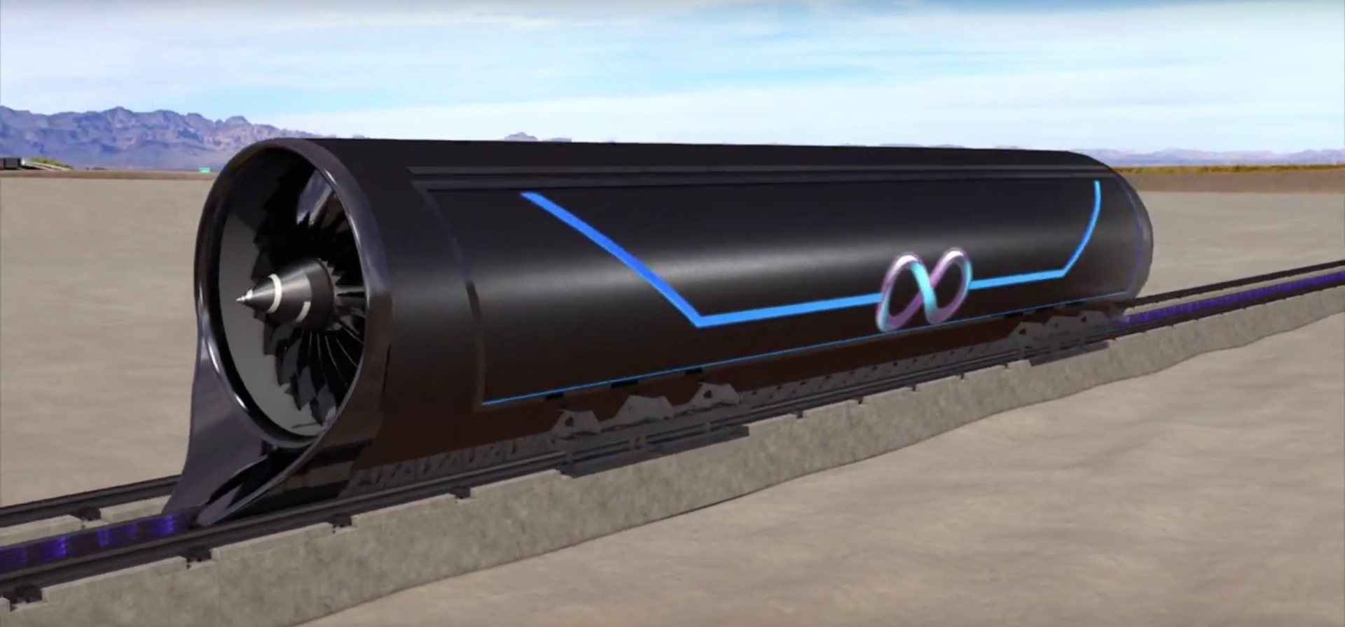 hyperloop One propulsion