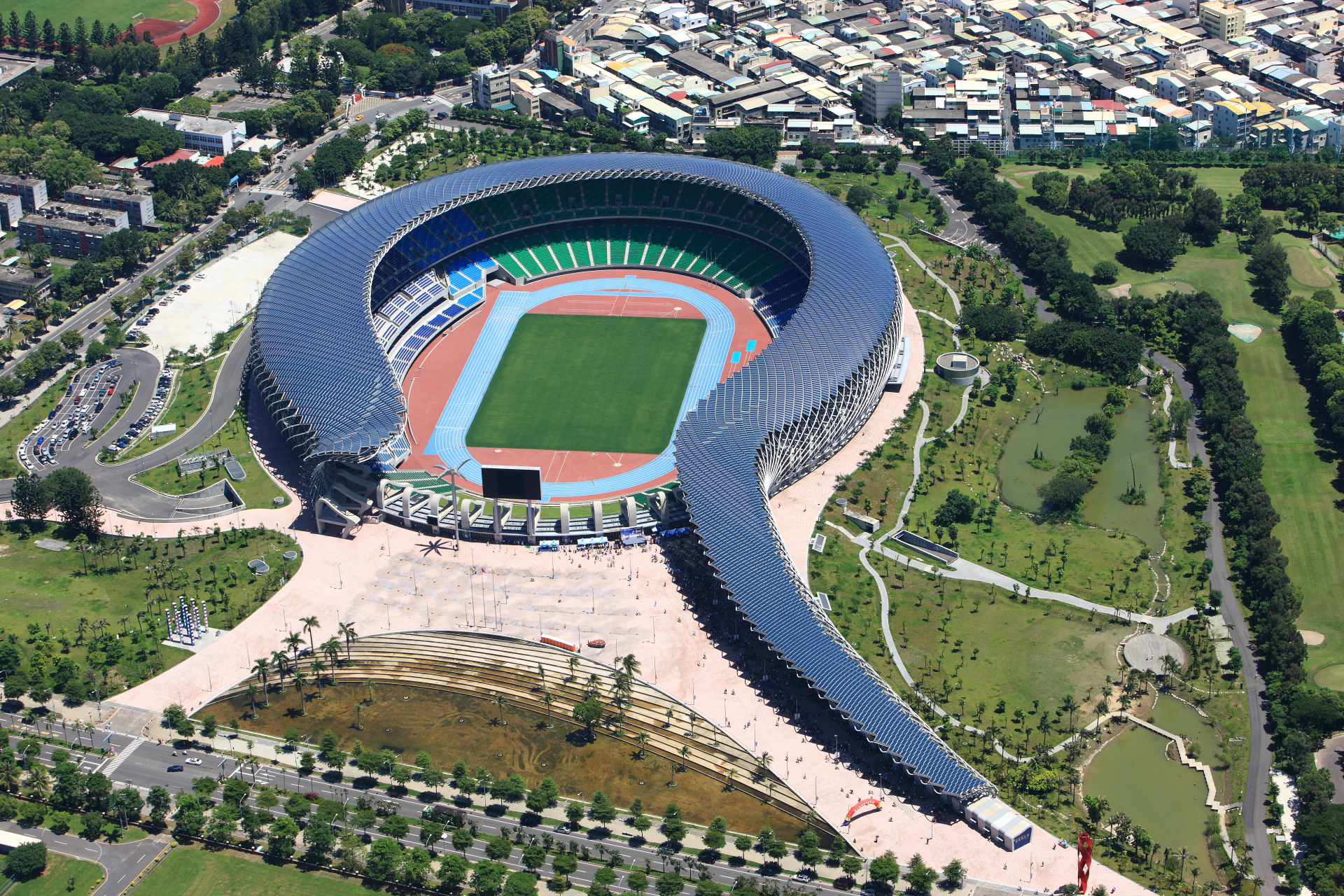 Kaohsiung World Games Stadium(Zuoying District)