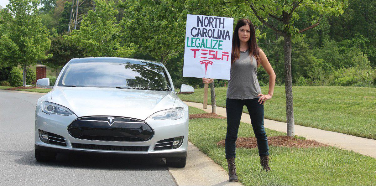 The move to sustainable transportation is an essential step in the evolution of humans to live in a way that does not destroy the world around us. I have driven over 35,000 miles in my Tesla Model S, and all the electricity (with the exception of road trips) has come from sunshine collected by the solar panels on the roof of my home. - Leilani Münter