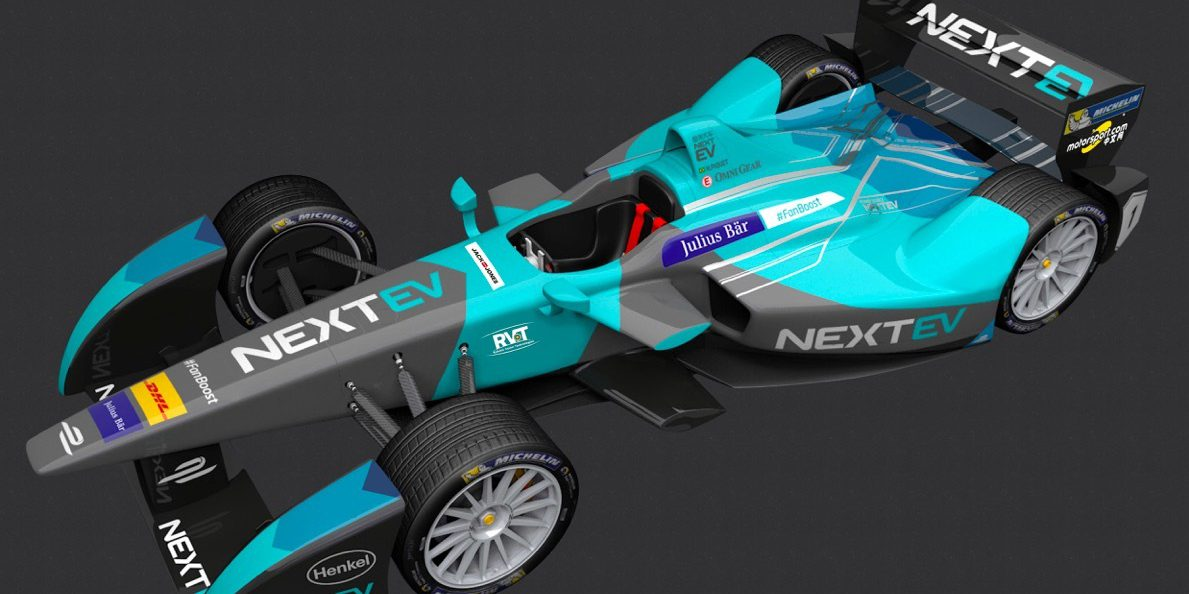 nextev race car