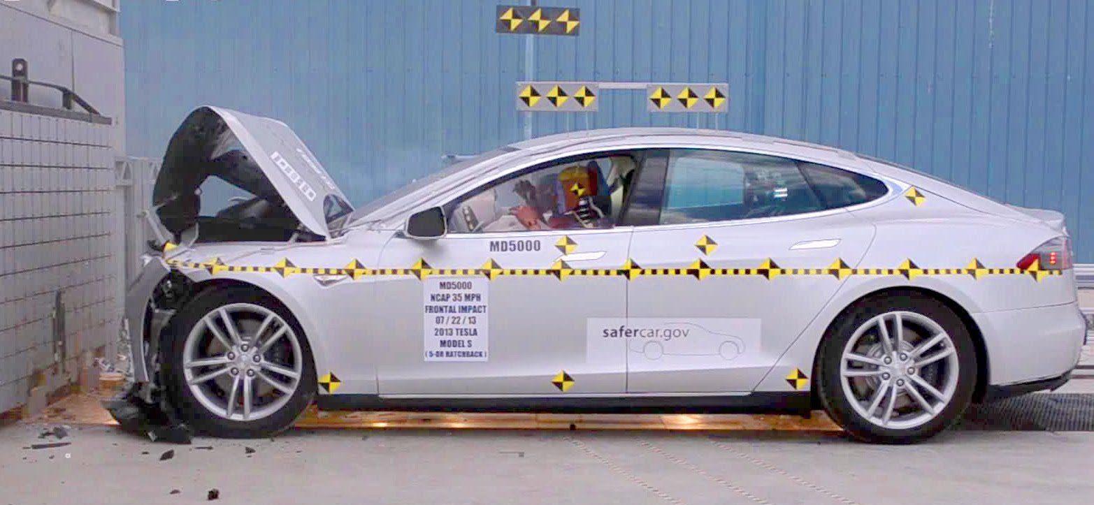 Tesla >> Tesla Is Recalling Over 14 000 Model S Vehicles Exported To China
