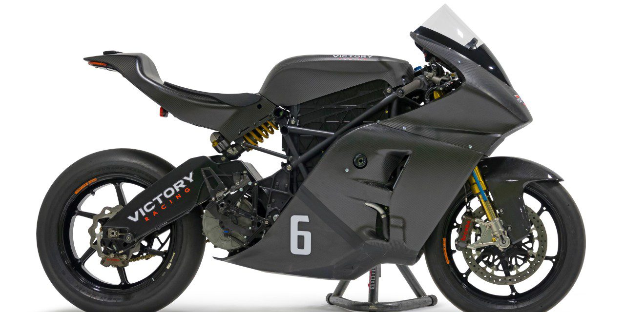 Victory RR electric motorcycle