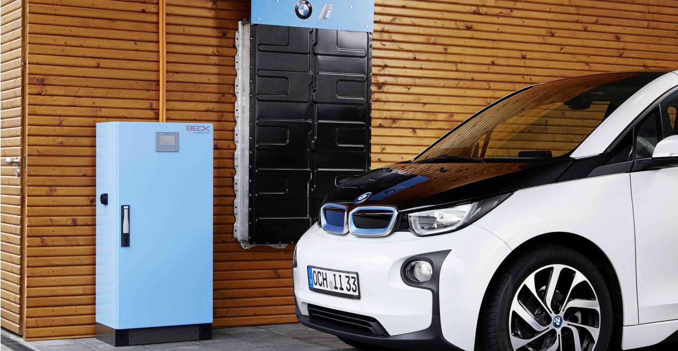 BMW-Battery-storage