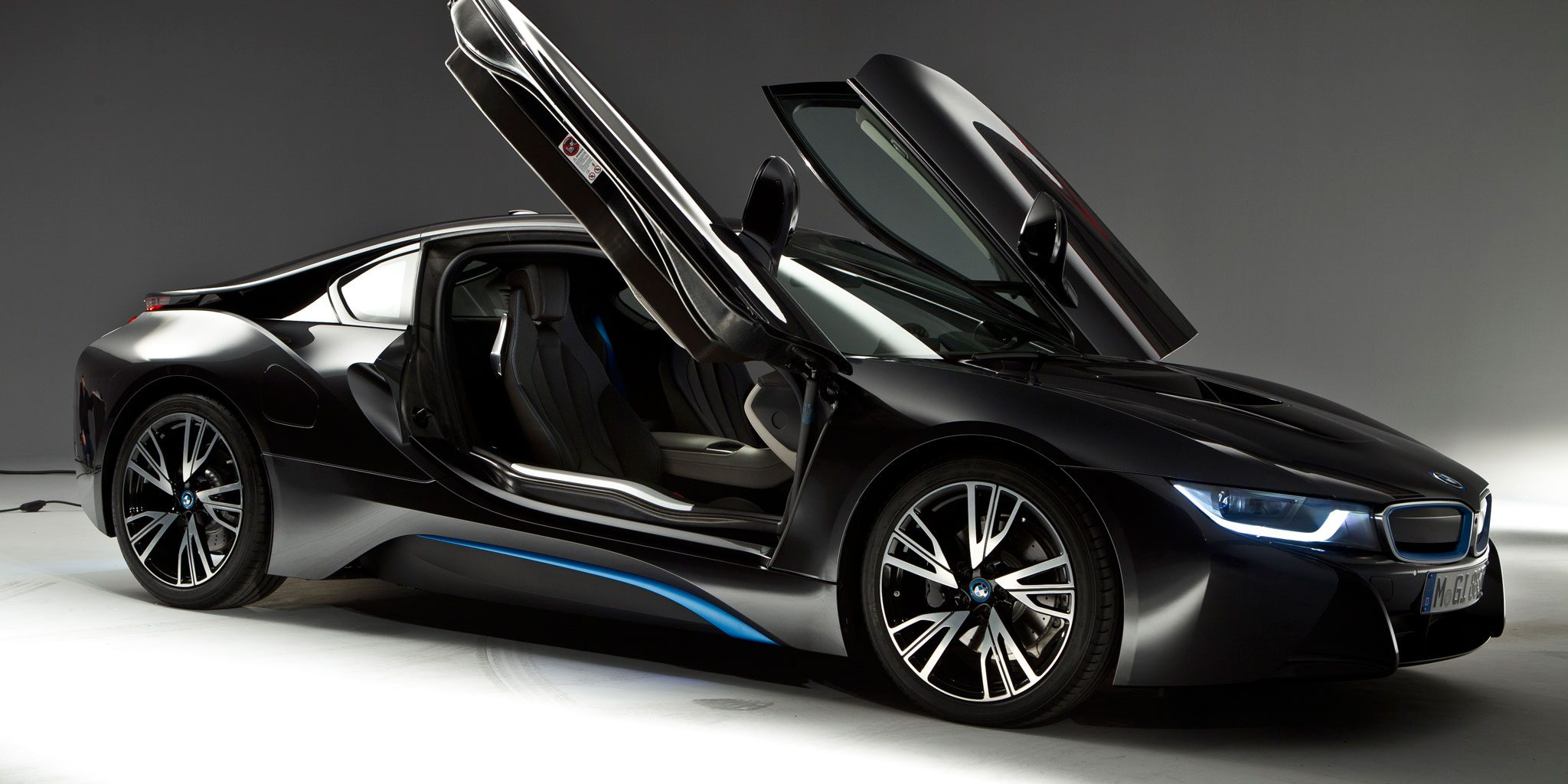 BMW Is Reportedly Working On An All Electric Version Of The I8 With 250 Miles Range