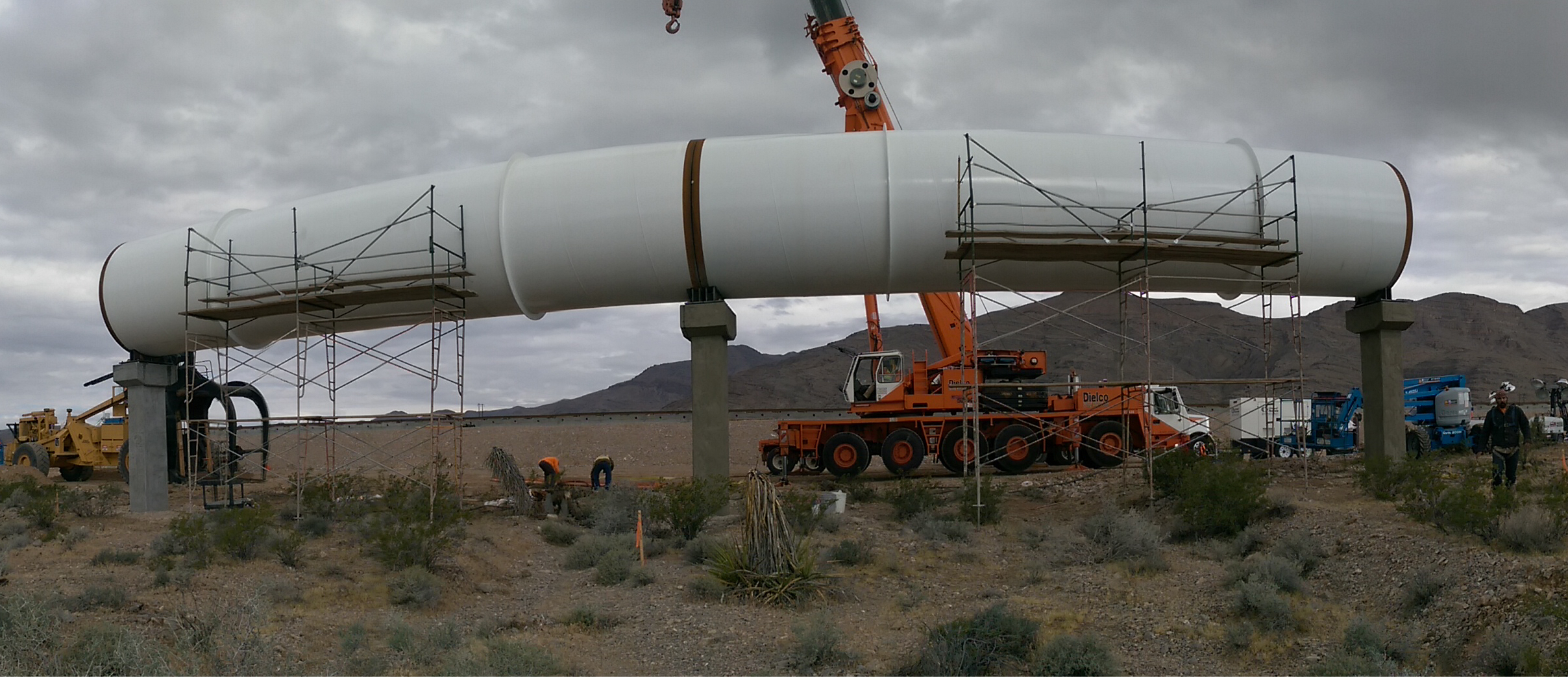 full scale hyperloop one 1