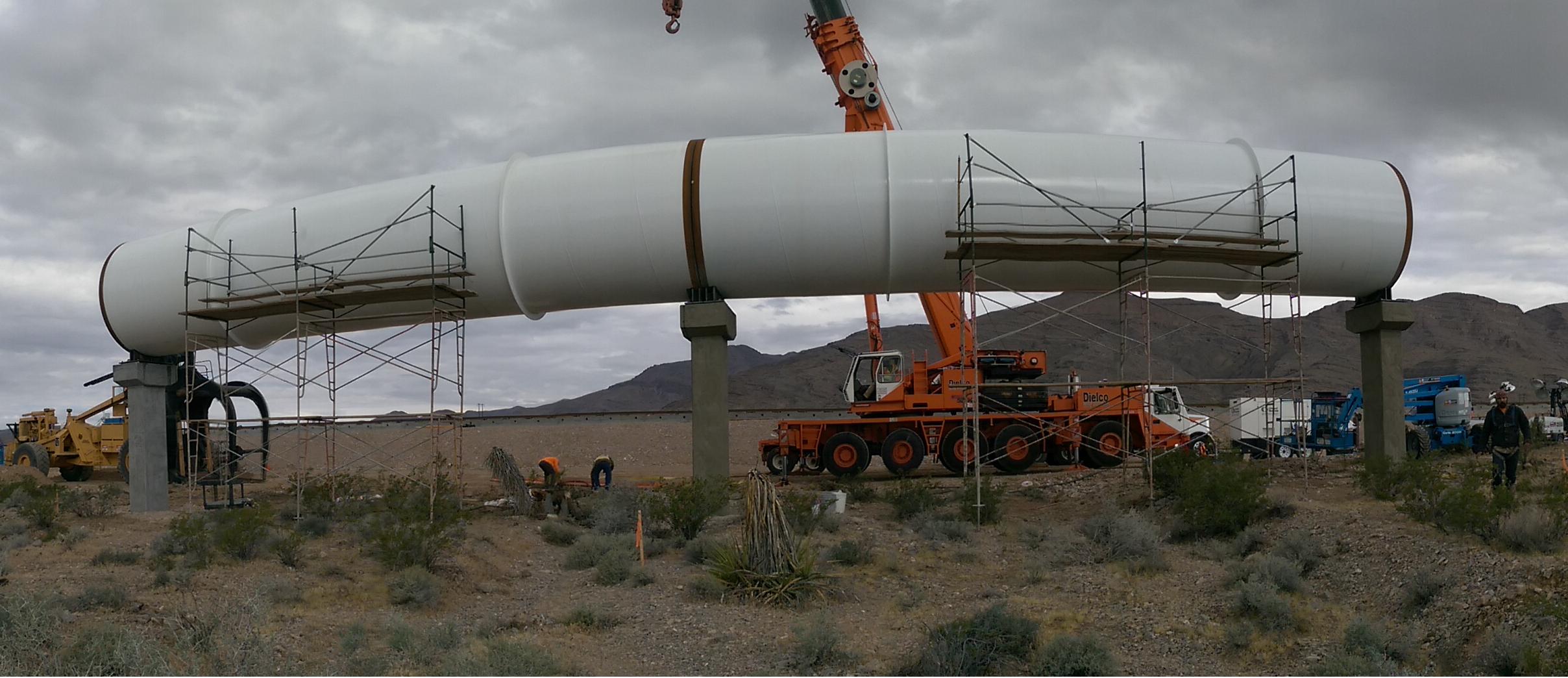 full scale hyperloop one 1