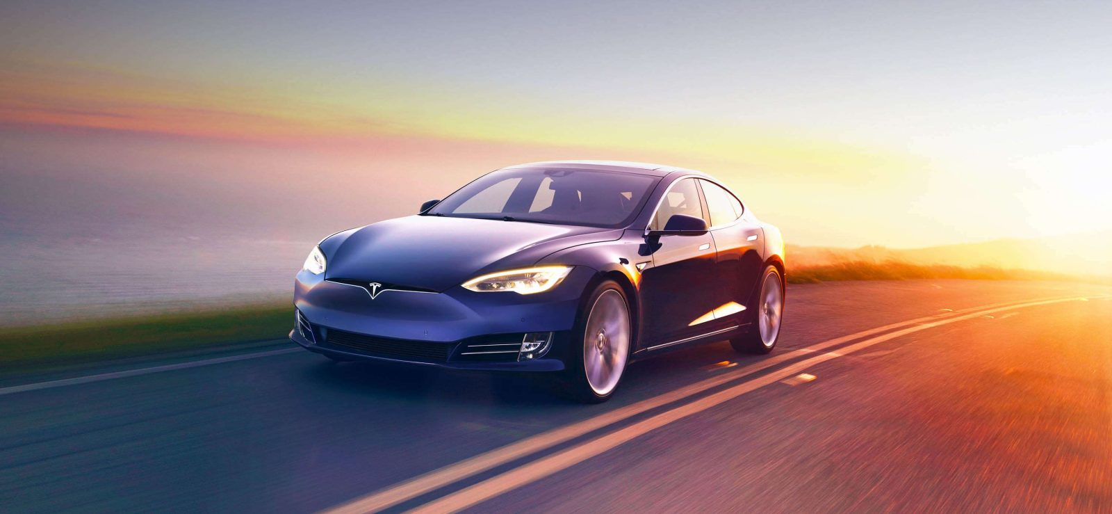 The Tesla Model S Is An All Electric Luxury Sedan And First Vehicle Developed From Ground Up By