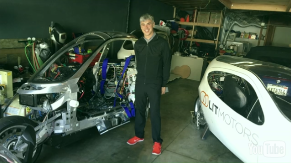 larry page lit motors