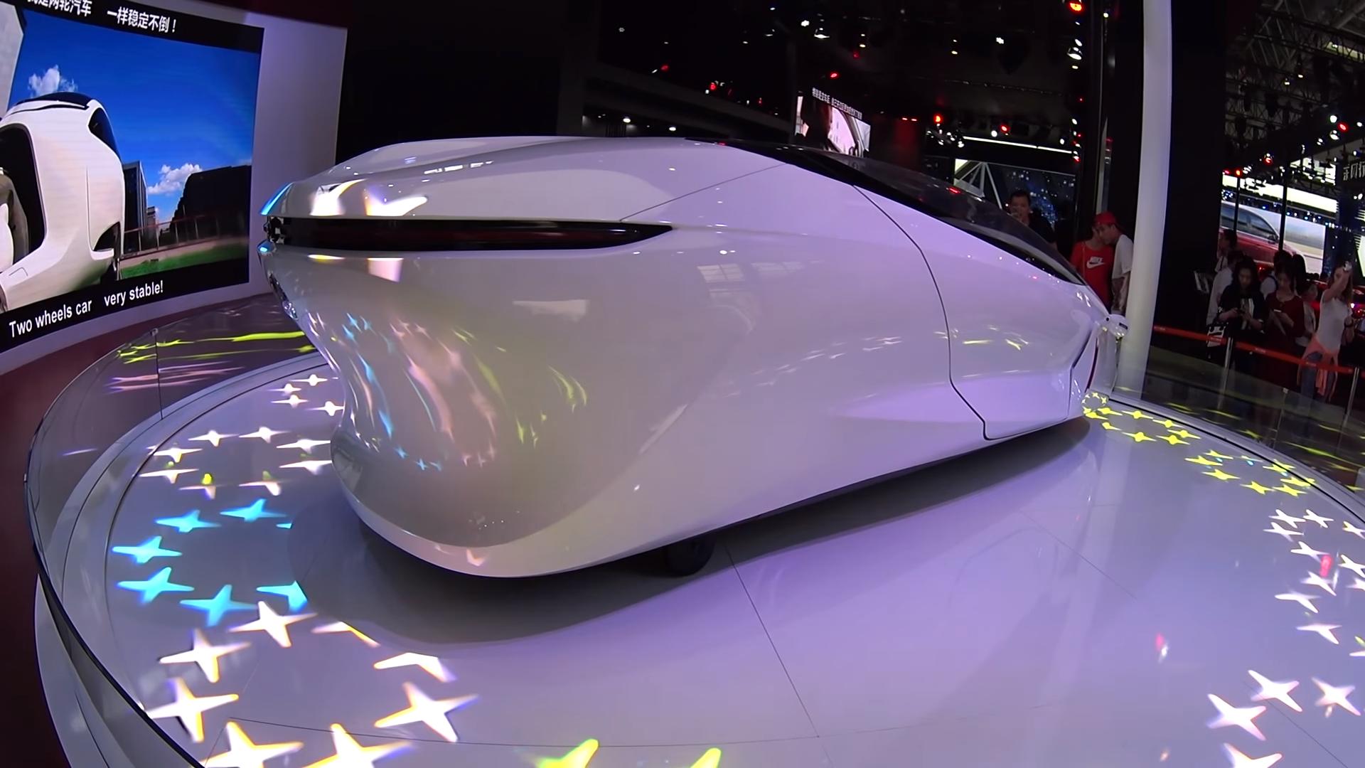 Electromobile 360