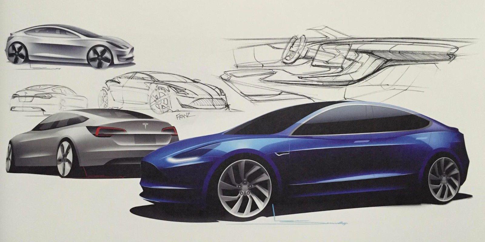 Model 3 poster