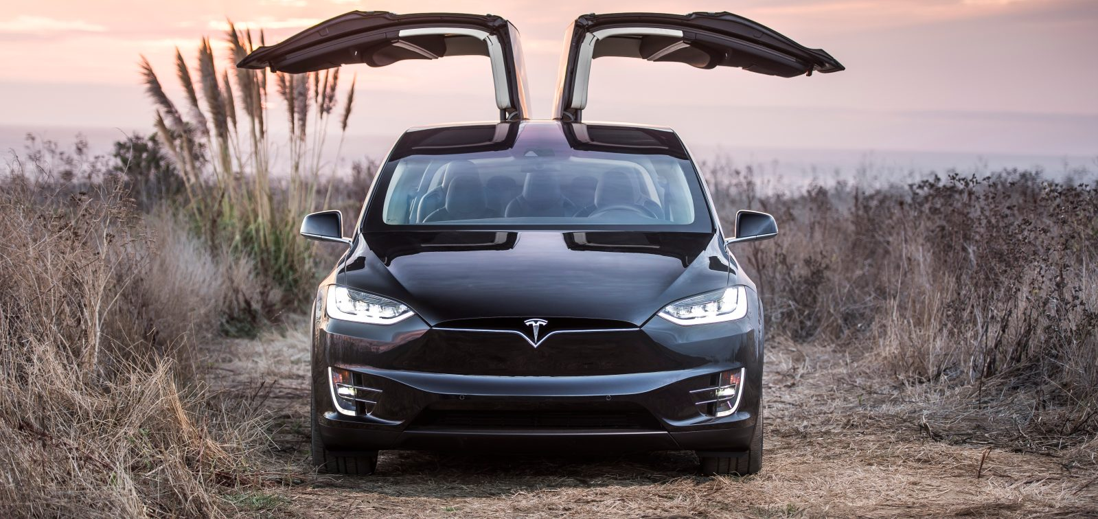 The Tesla Model X Is First All Electric Suv And Second Vehicle Released On S Generation Platform