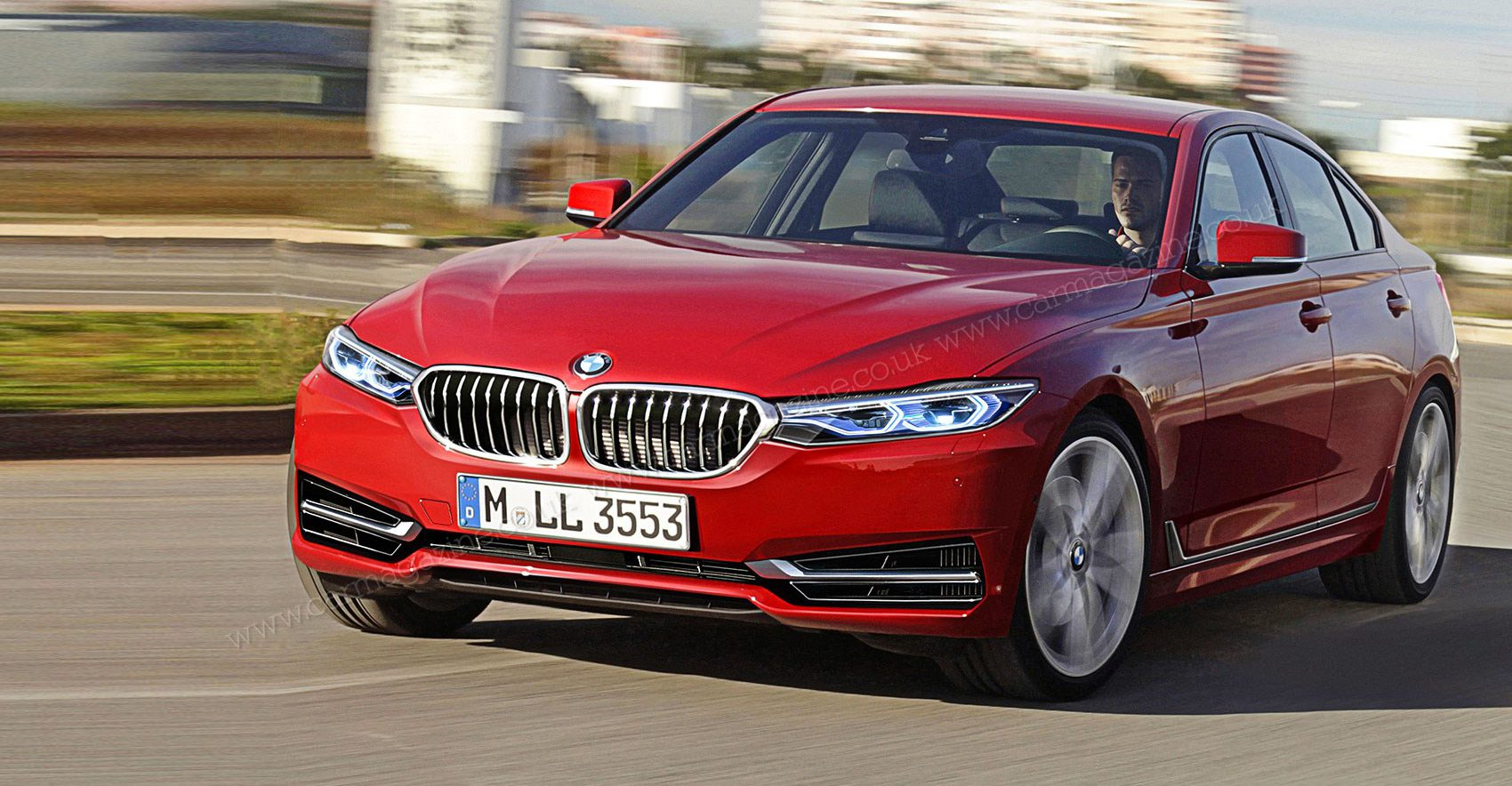 Tesla Model 3 To Have A Real Competitor In Upcoming All Electric Bmw