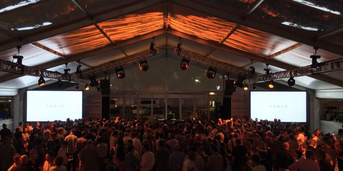 Gigafactory grand opening