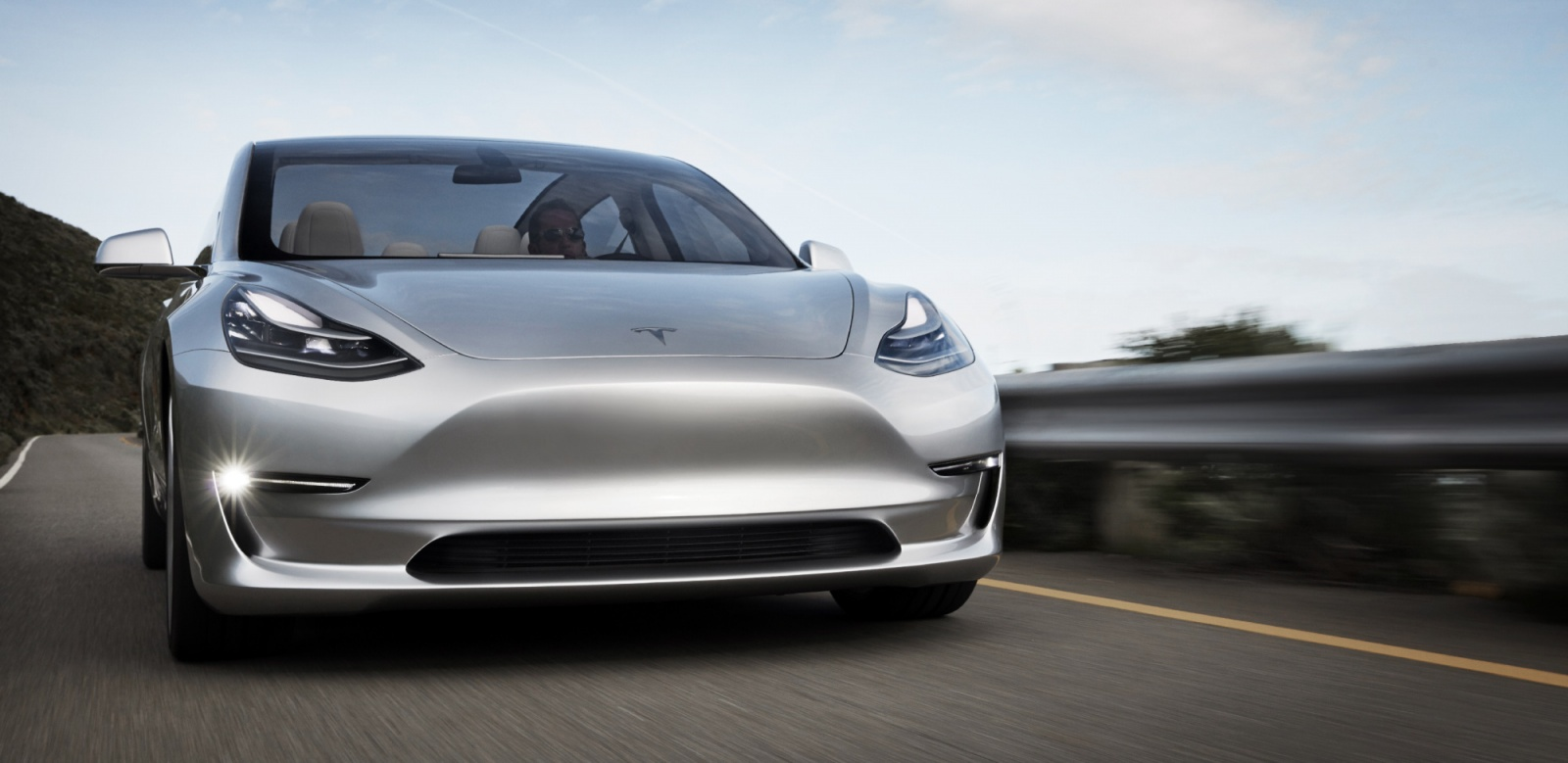 Tesla Model 3 Could Benefit From The Front Fascia Refresh Poll Electrek