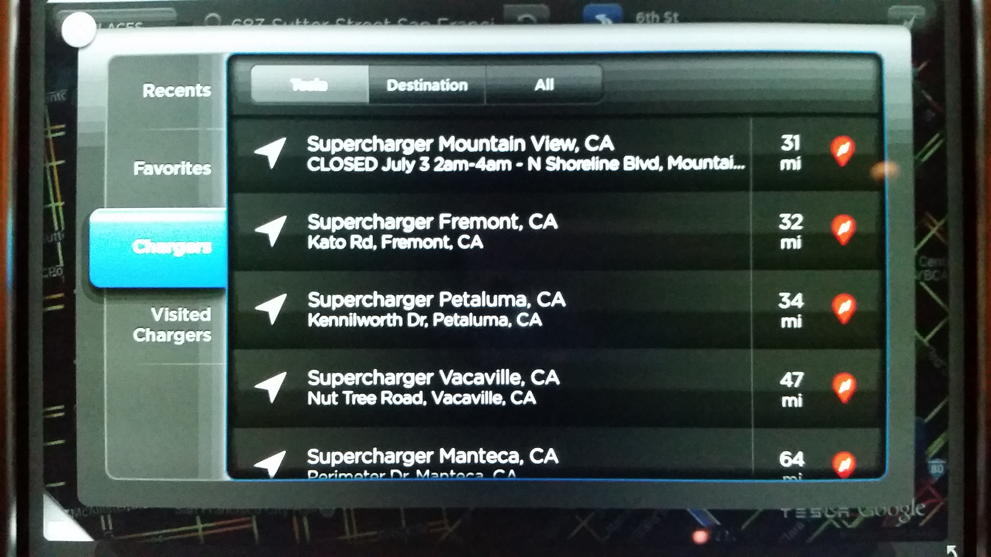 Mountain View-supercharger-closed
