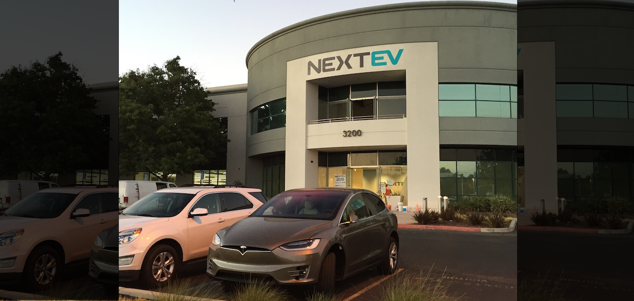 NEXTEV model x