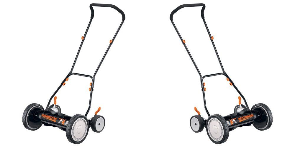 remington-reel-lawn-mower