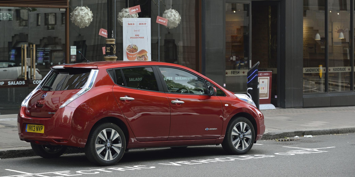 Nissan Leaf london