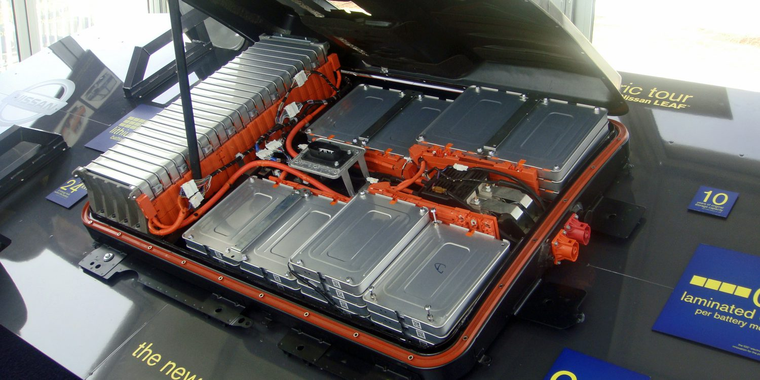 Replacement battery for nissan leaf