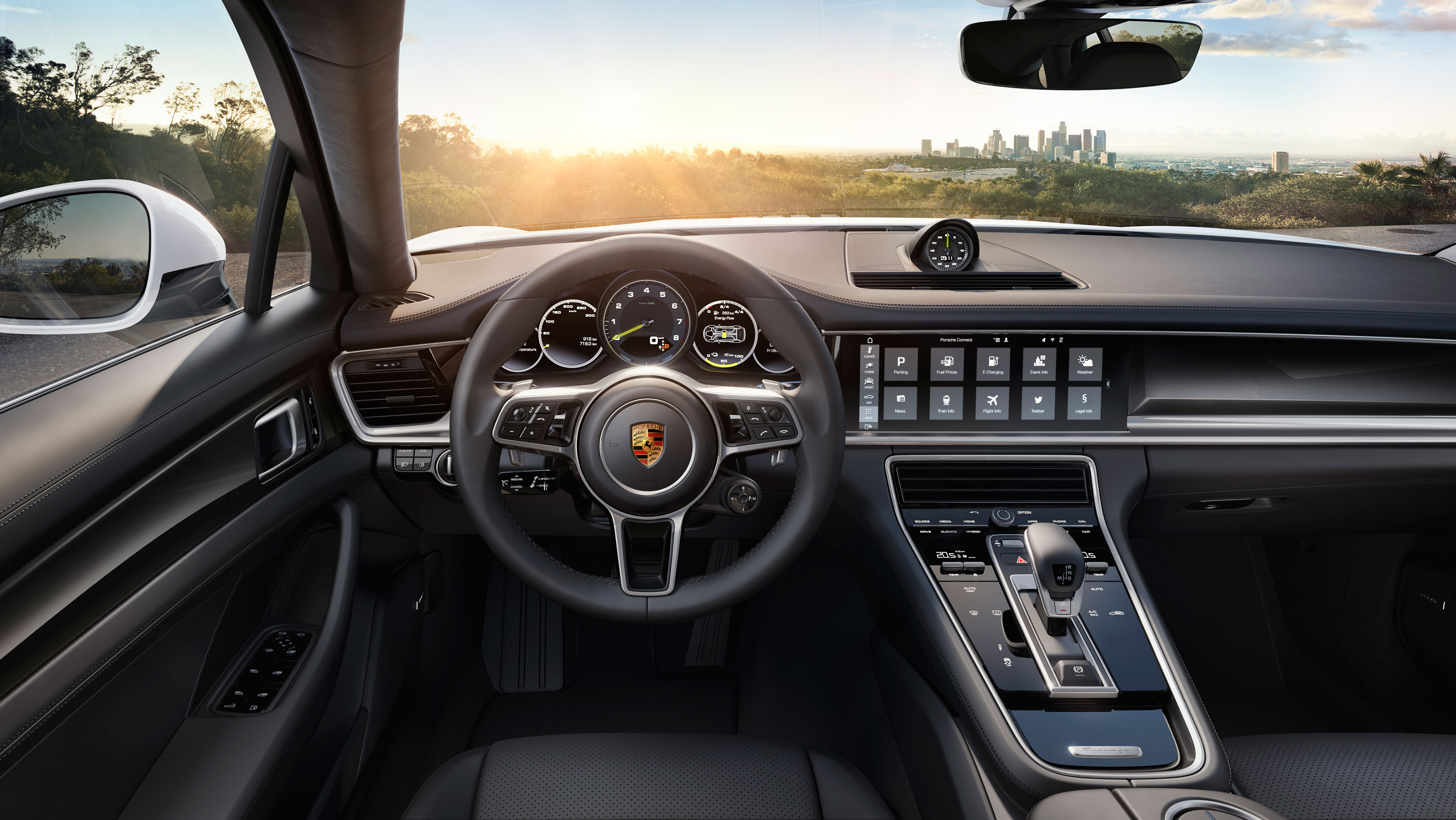After The Panamera Next Year We Should Soon Get A Chance To See Porsche S First All Electric Vehicle Mission E