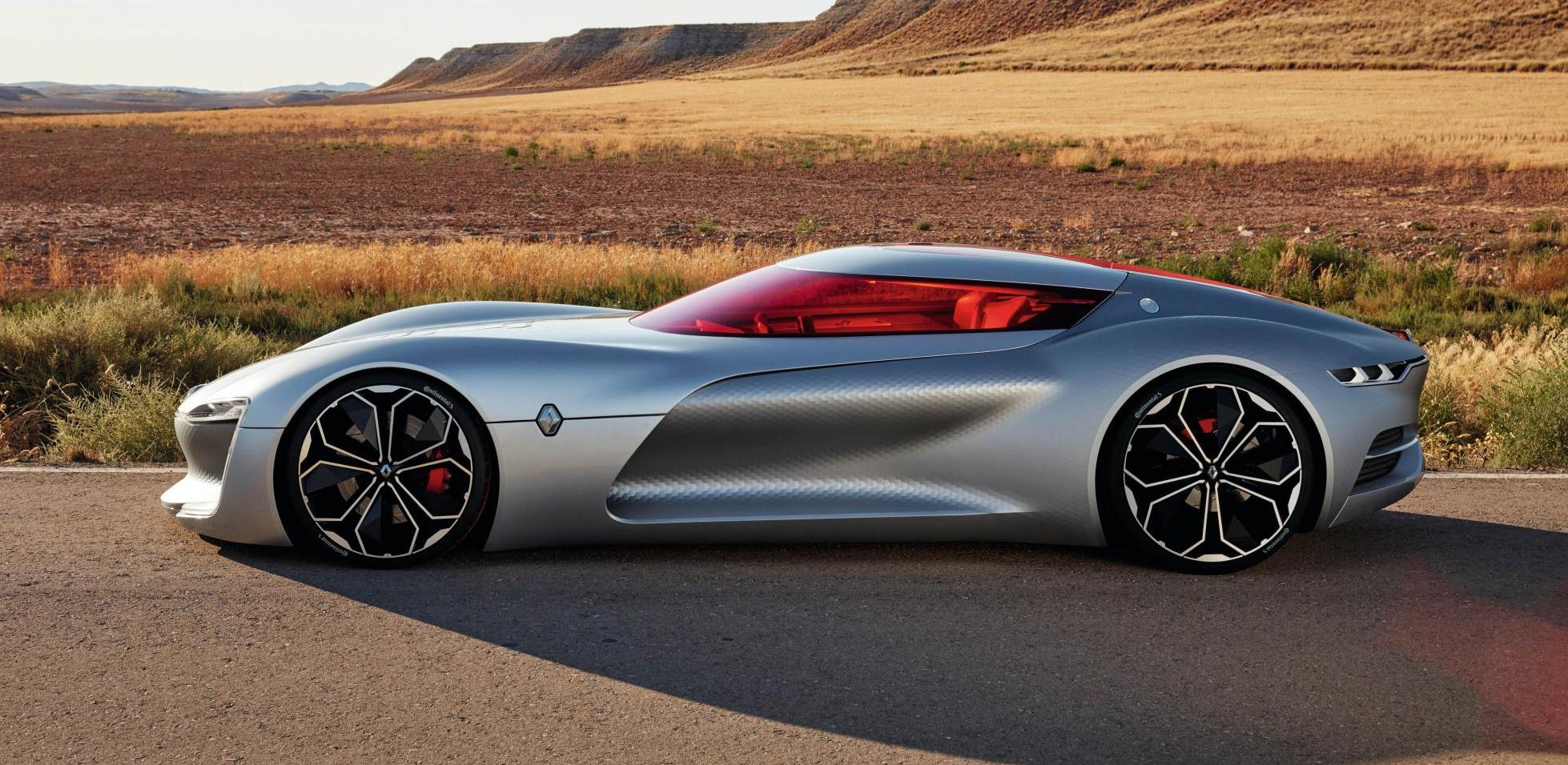Renault electric car