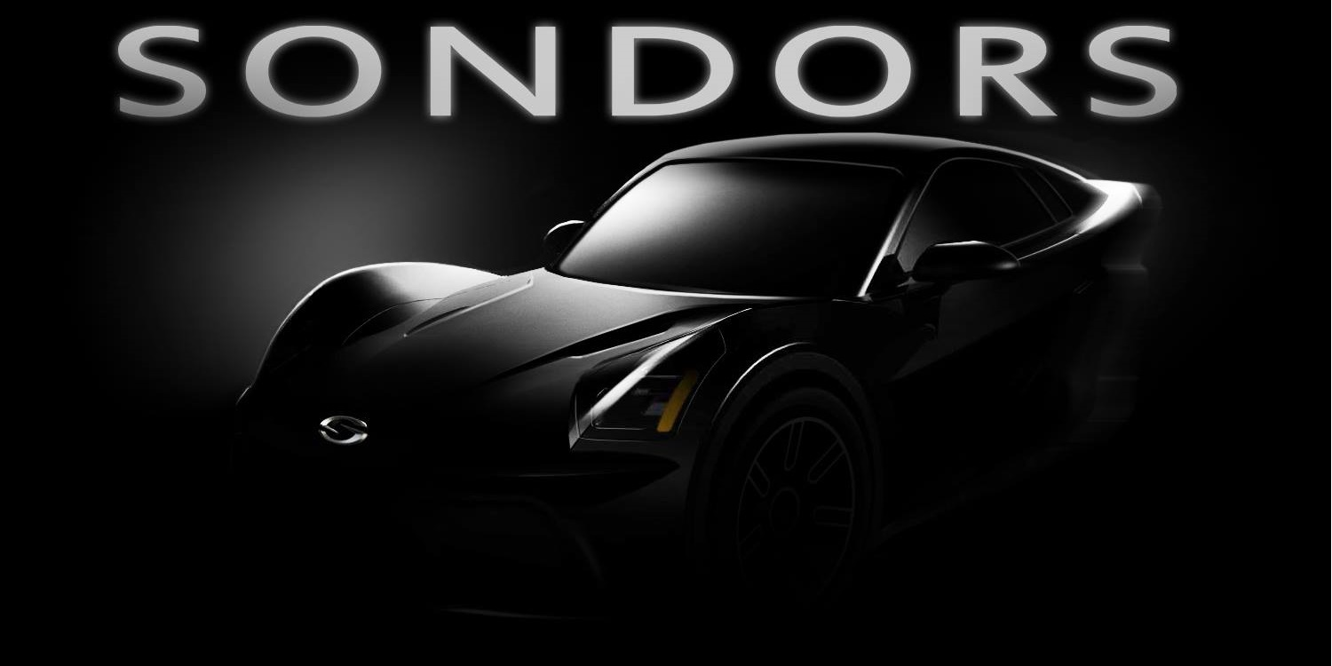 sondor-electric-car