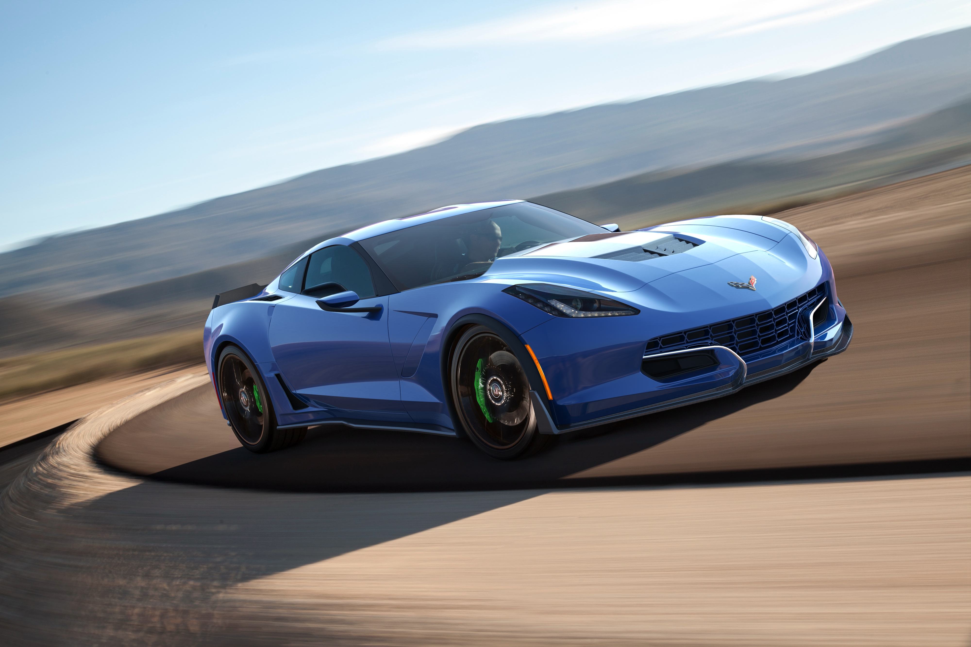 Genovation Says That The Gxe Will Cost 750 000 S About 10 Times Price Of A New C7 Grand Sport Corvette