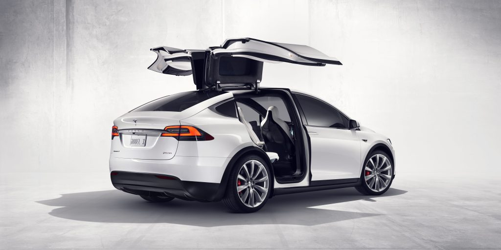 Tesla Says It Reduced Model X Issues By 92 Amid Criticism