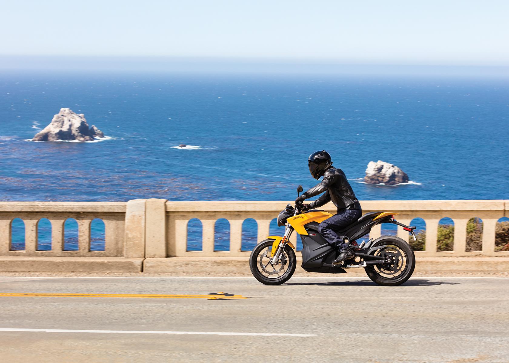 Zero Motorcycles: Νέα σειρά ηλεκτρικών μοτοσυκλέτων με