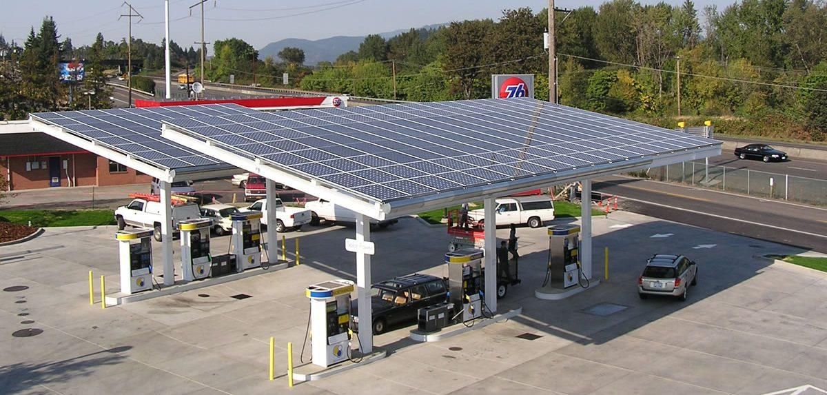 gas-station-solar