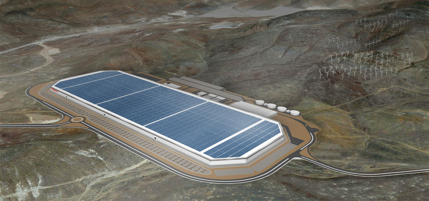 A new massive battery gigafactory is coming to Germany