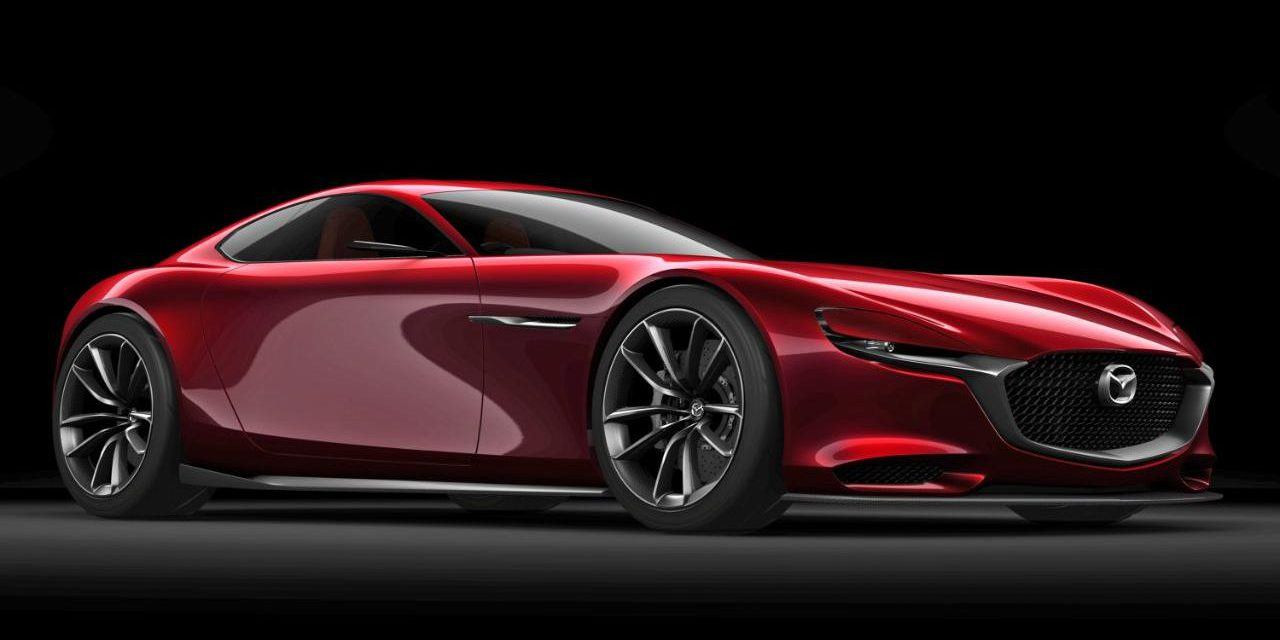 Mazda To Reportedly Only Electric Cars And Hybrids By 2030