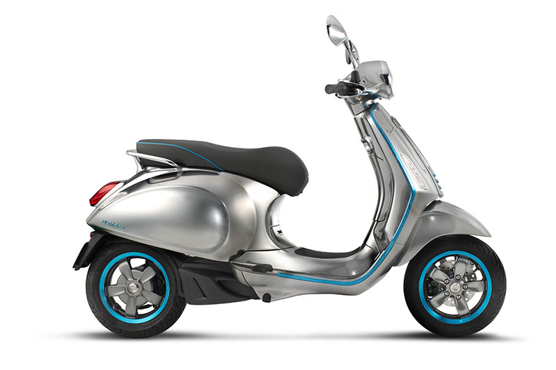 Gas Scooter Sales Decline In Europe As Electric Bicycle And