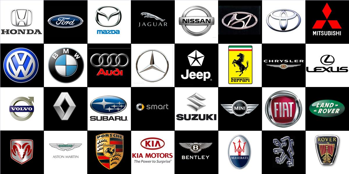 automaker-logos