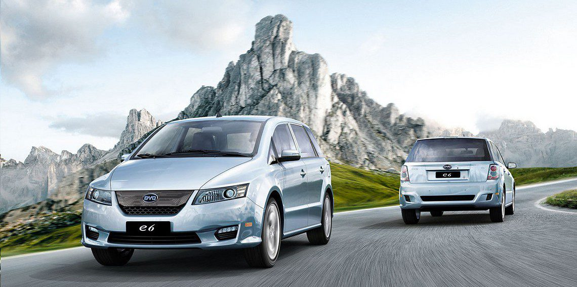 World S Largest Electric Vehicle Maker Byd Sees Drop 34 After China Reduced Subsis