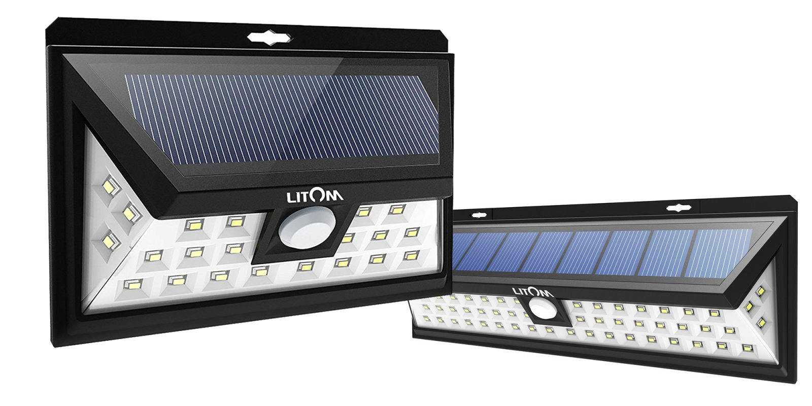 Green Deals Wide Angle Outdoor Solar Led Lights From 18