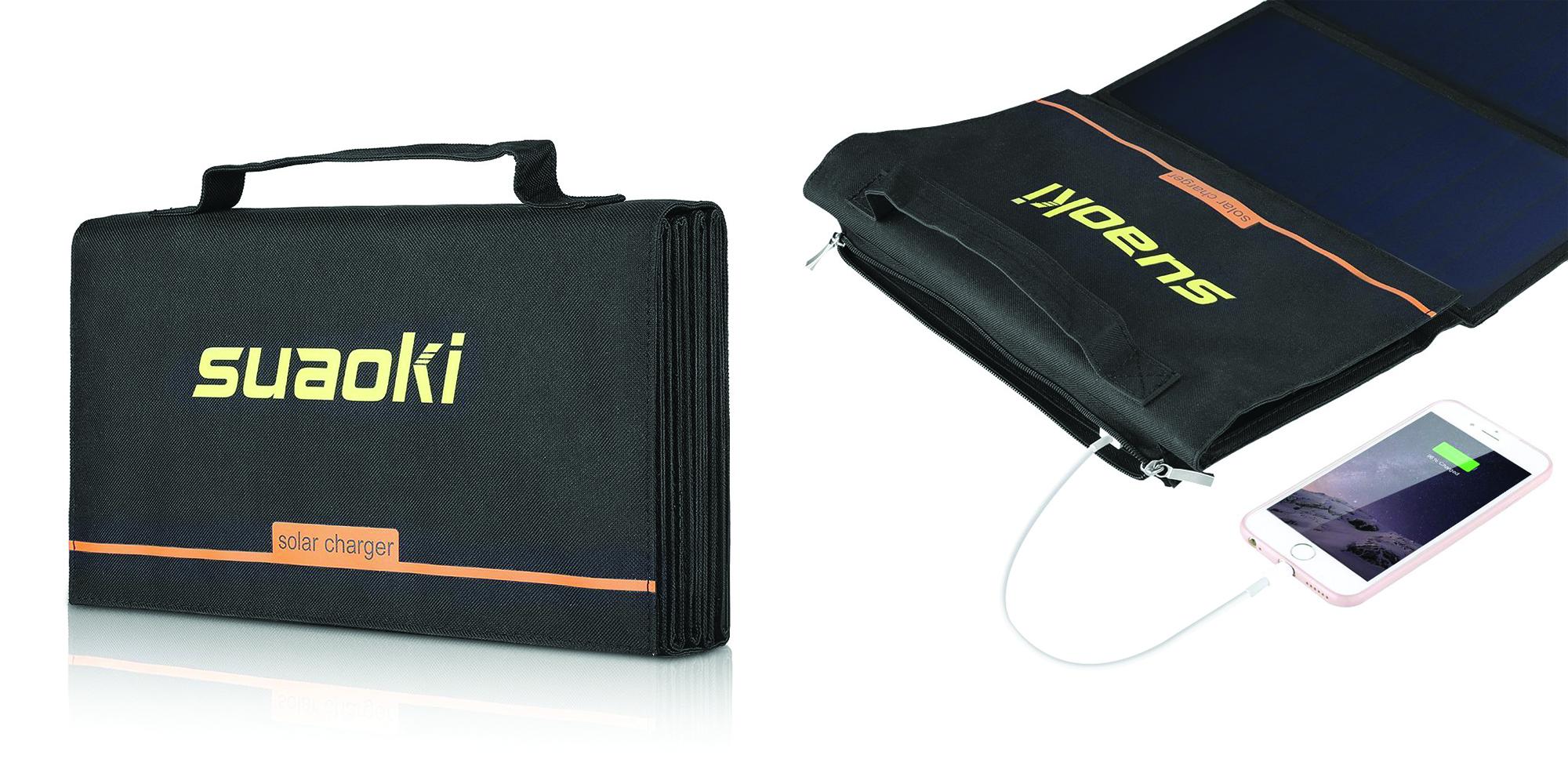 suaoki-solar-panel-charger