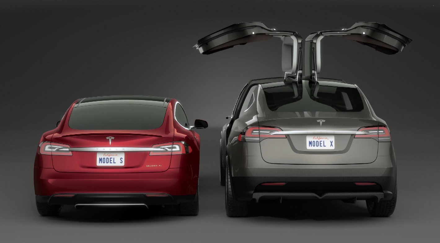 Tesla Updates Model S X Options Ahead Of Model 3 Launch