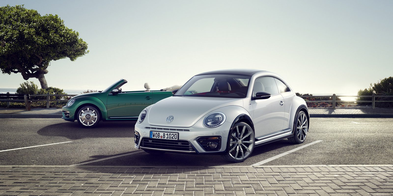 Vw Is Considering An All Electric Beetle For Its Next Vehicle Using Its New Electric Platform Electrek