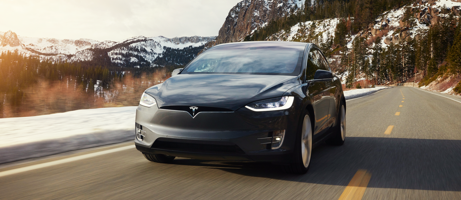 Tesla Reduces The Price Of Model X Adds More Standard Options To