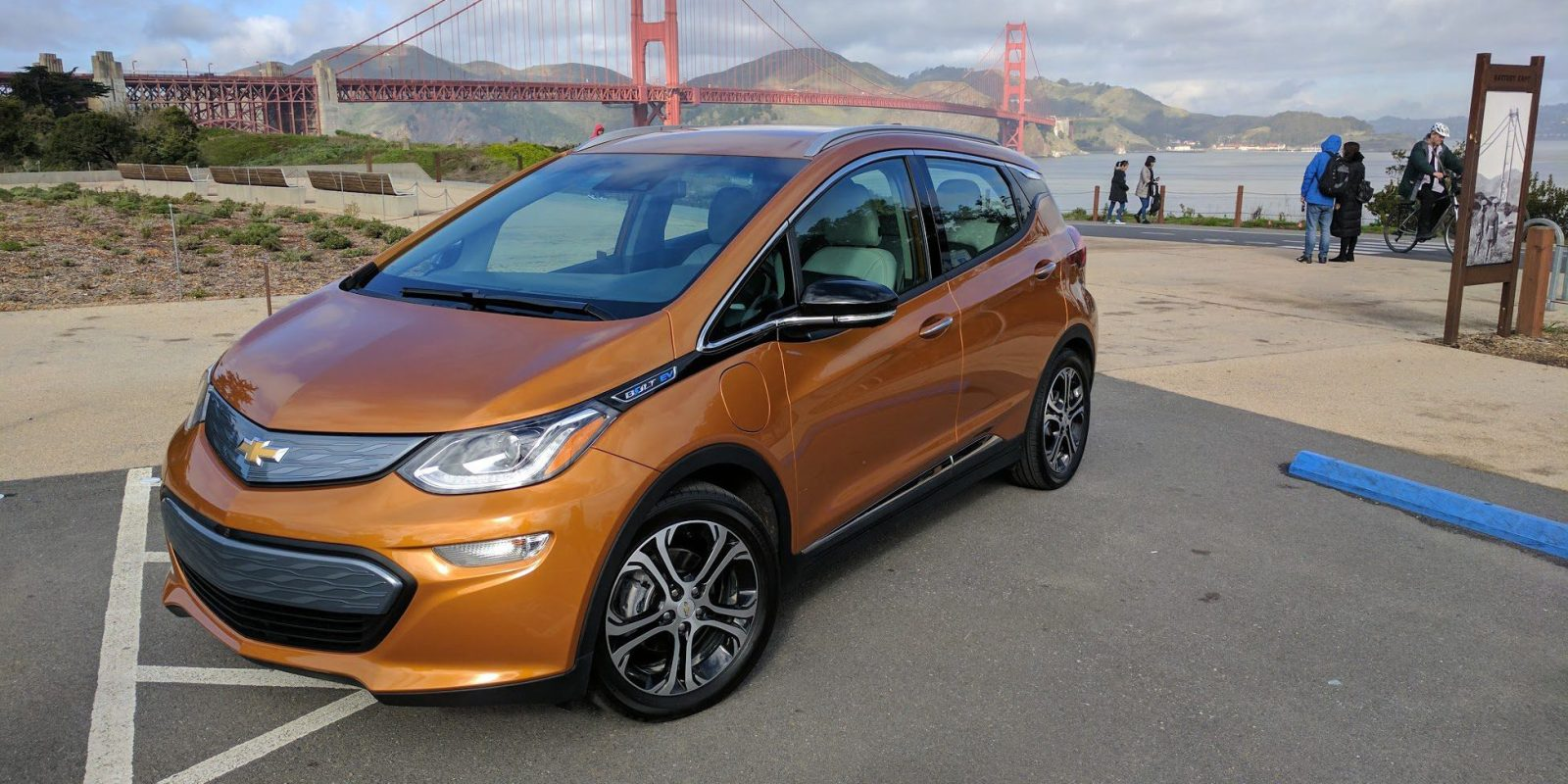Chevy Bolt Evs Backordered By Up To A Year In Canada