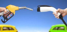 charging vs gas