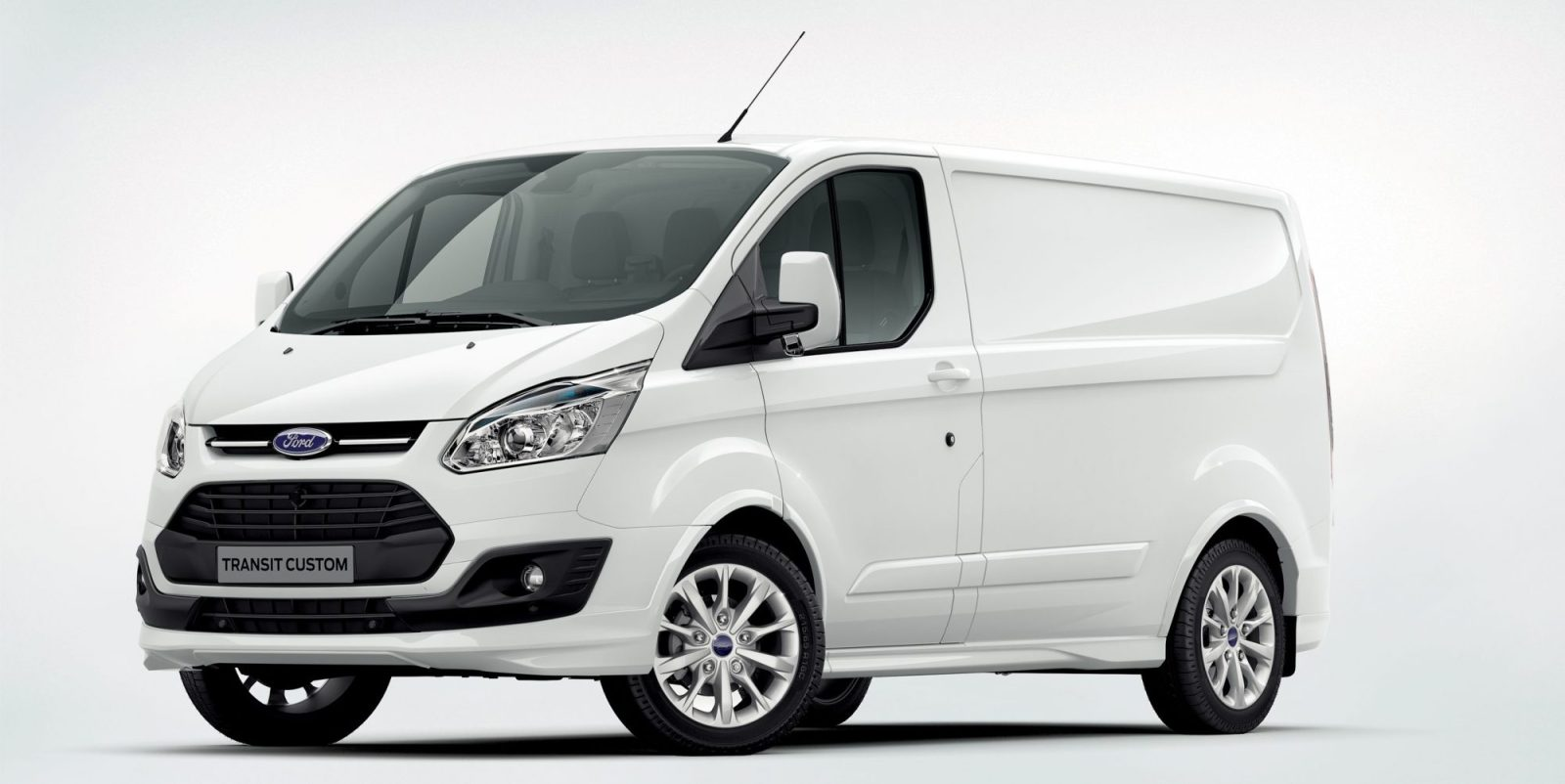 Ford's all-electric Transit van will come in 2023
